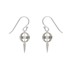 IGMSHOP-Maximos-Gaz Collection-Jeweellery-Earrings1-925-Silver
